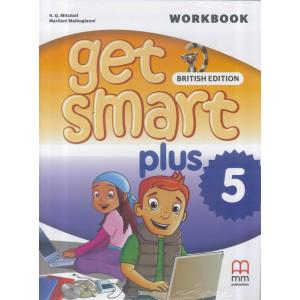 Get Smart Plus 5. Workbook + CD