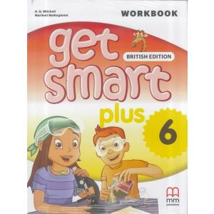 Get Smart Plus 6. Workbook + CD