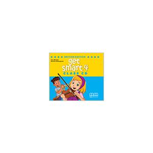 Get Smart Plus 4. CD do Podręcznika