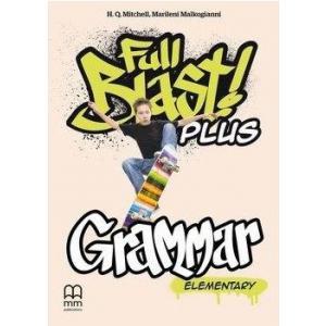 Full Blast Plus Elementary. Grammar Book