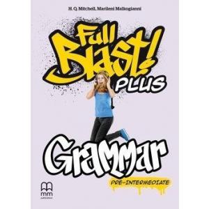 Full Blast Plus Pre-Intermediate. Grammar Book