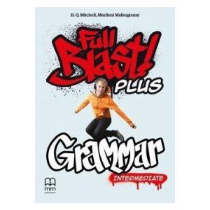 Full Blast Plus Intermediate. Grammar Book