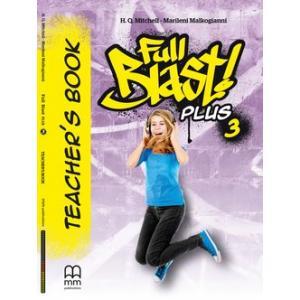 Full Blast Plus 3. Teacher's Book