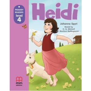 Heidi. Primary Readers + CD