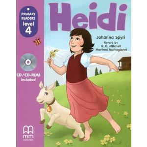 Heidi. Primary Readers + CD