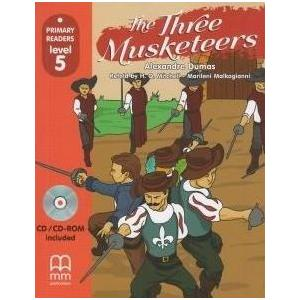 The Three Musketeers. Primary Readers + CD