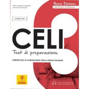 Celi 3 Test di preparazione Livello B2 + audio online