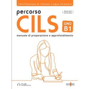 Percorso CILS UNO B1 książka + audio online
