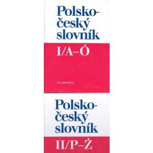 Polsko-Cesky slovnik 2t HB
