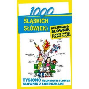 1000 Śląskich Słówek. Ilustrowany Słownik Śląsko-Polsko-Śląski
