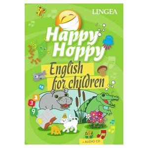 Happy Hoppy English for Children + audio CD