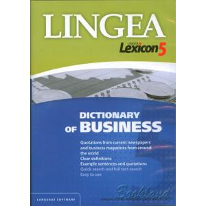Dictionary of Business.   Lingea Lexicon 5