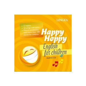 Happy Hoppy English for children Audio CD (piosenki dla dzieci)