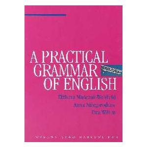 A Practical Grammar Of English