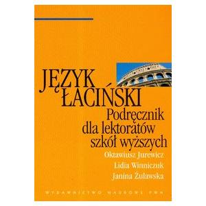 Język łaciński dla lektoratów. Jurewicz, O., Winniczuk, L. Opr. m