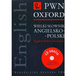 Wielki Słownik Angielsko-Polski PWN-Oxford z CD-ROM
