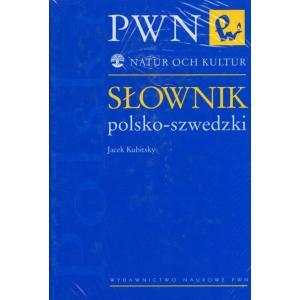 Słownik polsko-szwedzki. Oprawa twarda
