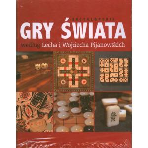Encyklopedia. Gry świata według Lecha i Wojciecha Pijanowskiego