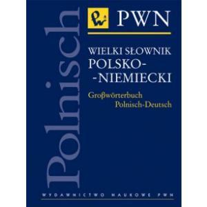 Wielki słownik polsko-niemiecki.Wyd.1