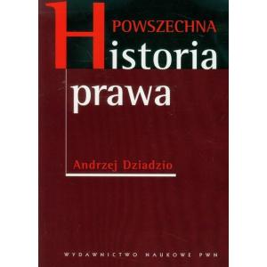 Powszechna historia prawa