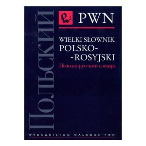 Wielki Słownik Polsko-Rosyjski PWN