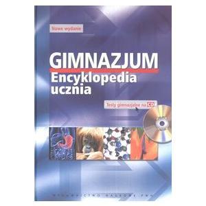 Encyklopedia Ucznia Gimnazjum + CD