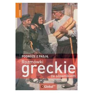 Podróże z pasją. Rozmówki Greckie ze słownikiem