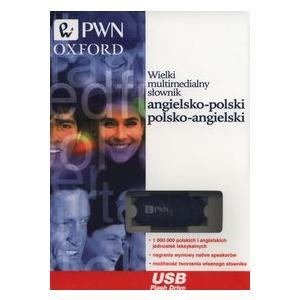 Wielki Multimedialny Słownik Angielsko-Polski Polsko-Angielski PenDrive