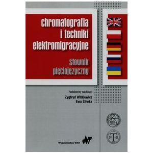 Chromatografia i Techniki Elektromigracyjne. Słownik Pięciojęzyczny