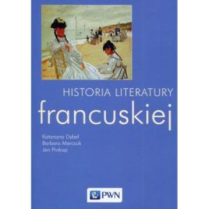 Historia literatury francuskiej