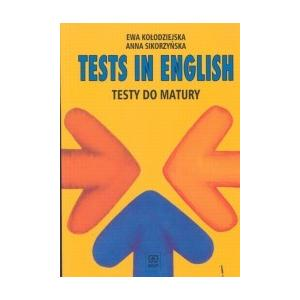 Tests In English. Testy Do Matury