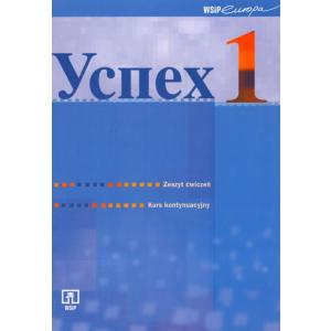 Uspiech 1 Klasa 1 Kurs Kontynuacyjny Języka Rosyjskiego Ćwiczenia