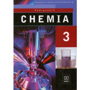Chemia Liceum i Technikum cz. 3 zakres rozszerzony podręcznik