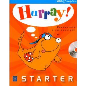 Hurray Starter podręcznik + ćwiczenia + CD