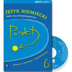 Punkt Kl.6 podręcznik z ćwiczeniami +CD - 2012 OOP