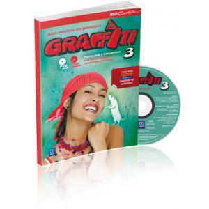 Graffiti 3.   Kurs Dla Początkujących. Podręcznik z Ćwiczeniami + CD