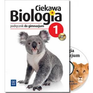 Ciekawa Biologia 1 Podręcznik + CD Część 1 Gimnazjum