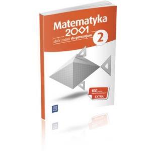 Matematyka 2001. Zbiór Zadań. Klasa 2. Gimnazjum