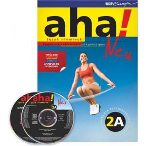 AHA NEU 2a podr+ćwicz+CD+KOD NPP/rozsz.