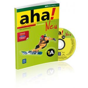 AHA NEU 1a podr+ćwicz+CD+KOD NPP/podst.