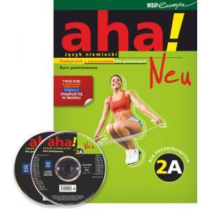 AHA NEU 2a podr+ćwicz+CD+KOD NPP/podst.