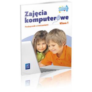 Zajęcia komputerowe Szkoła Podstawowa kl. 1 podręcznik z ćwiczeniami
