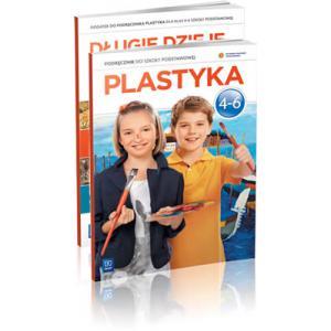 Plastyka 4-6. Podręcznik z Broszurą Długie Dzieje Sztuki. Klasa 4-6. Szkoła Podstawowa