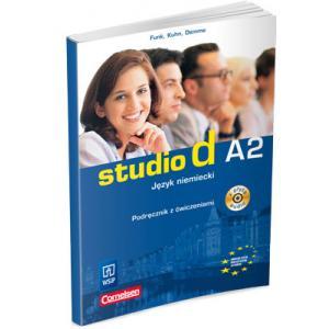 Studio D A2. Podręcznik z Ćwiczeniami + CD