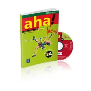 Aha! Neu 3A. Kurs Podstawowy. Podręcznik z Ćwiczeniami + E-book