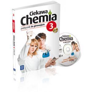 Ciekawa Chemia. Podręcznik + CD. Część 3. Gimnazjum