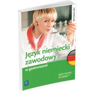 Język niemiecki zawodowy w gastronomii (S)