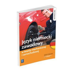 Język niemiecki zawodowy w branży samochodowej i mechanicznej (S)