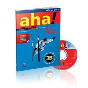 AHA NEU 3B Podręcznik z ćwiczeniami +CD rozszerzony - 2014