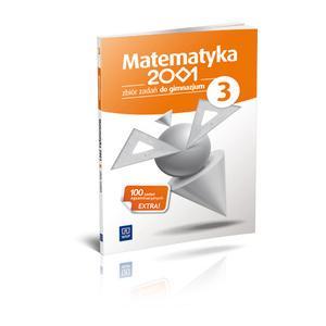 Matematyka 2001 Zbiór Zadań (z Suplementem).  Klasa 3. Gimnazjum